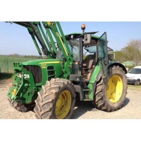 Трактор б/у John Deere 6430 2010г