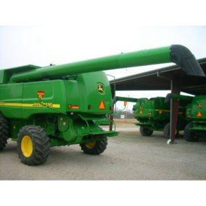 Комбайн зерноуборочный John Deere 9860 STS б/у 2005г