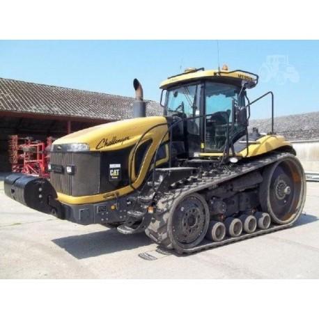Трактор Challenger MT855 б/у 2008г