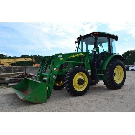 Трактор John Deere 5425 б/у 2008г