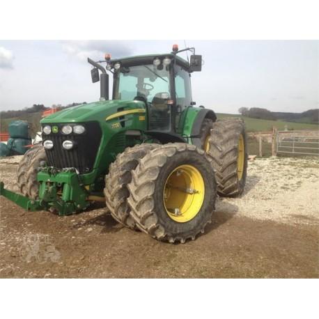 Трактор бу John Deere 7730 2009г
