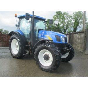 Трактор бу New Holland T6050 2008г