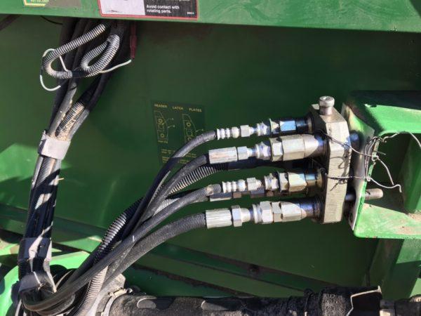 Жатка John Deere 630F Hydraflex