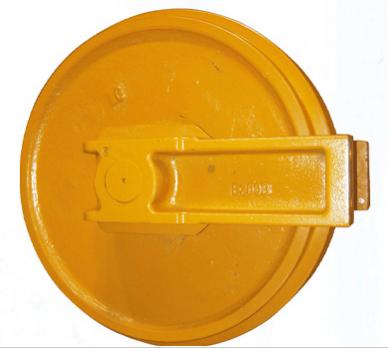 Направляющее колесо (ленивец) CAT 322B