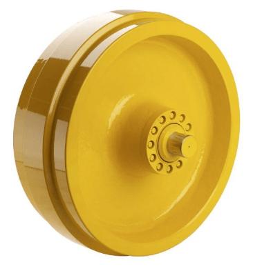Направляющее колесо (ленивец) CAT 345B