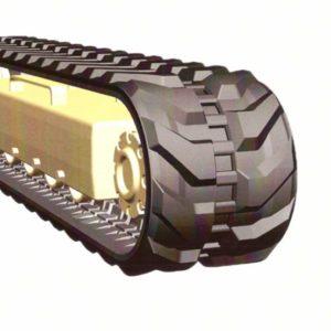 Гусеница резиновая Gator 400×72,5x76W