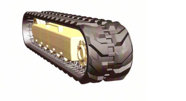 Гусеница резиновая Gator 300x52,5x90W